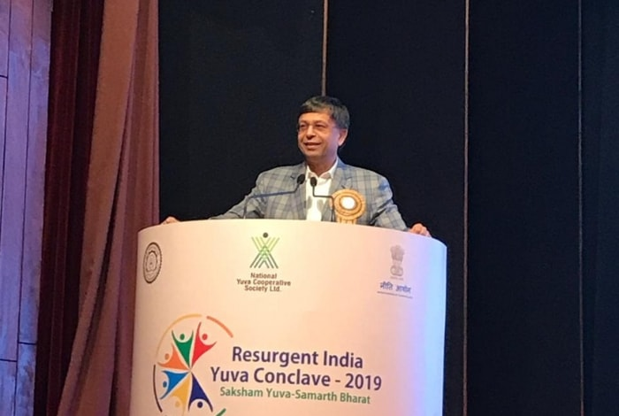 Dr. Rajiv Modi, Special Guest at Resurgent India Yuva Conclave